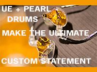 UE für PEARL Drummers