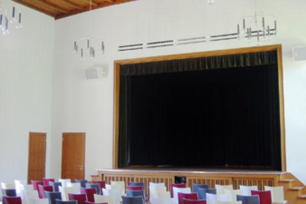 Evang. Kirchgemeindehaus  –  Arbon