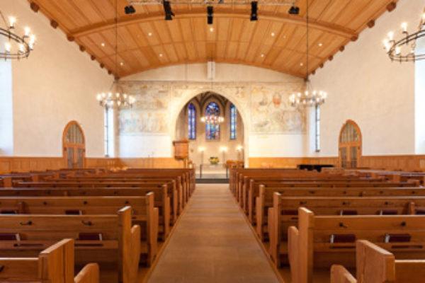 Reformierte Kirche  –  Pfäffikon ZH